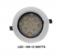 LED lights verities.