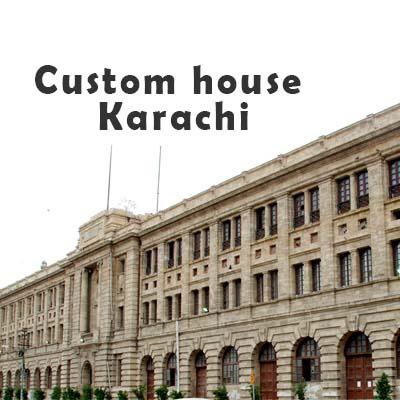 Custom House karachi